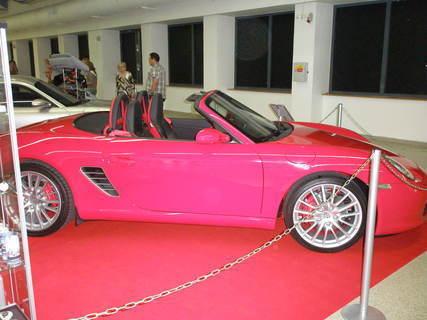 FOTKA - Výstava aut ostrava..ta barva