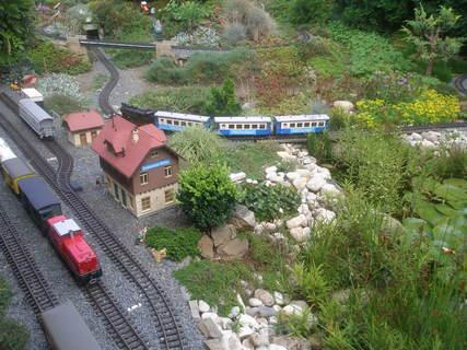 FOTKA - Zahradní železnice Střížov