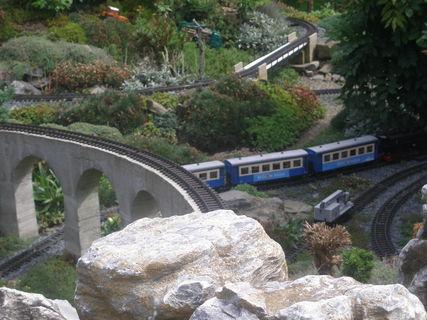 FOTKA - Zahradní železnice Střížov 6