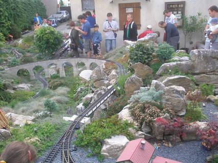 FOTKA - Zahradní železnice Střížov 9