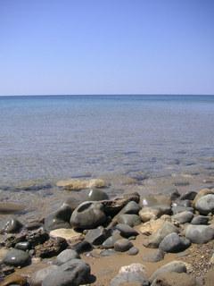 FOTKA - moře, kameny, pláž...