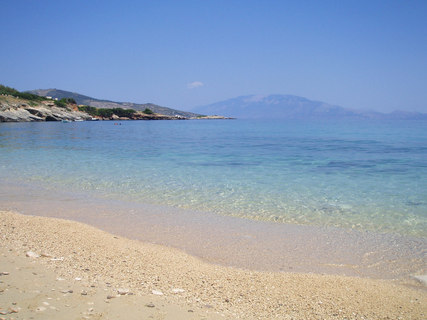FOTKA - pláž Makris Gialos