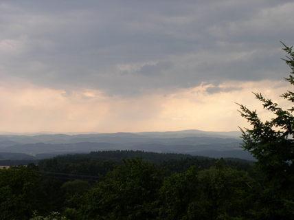 FOTKA - Šumava bouří