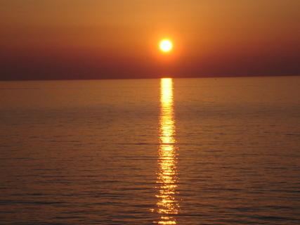 FOTKA - kouzlo západu slunce
