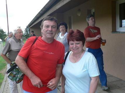 FOTKA - Máma a Pavel Trávníček