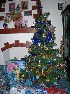 FOTKA - stromek,dárky