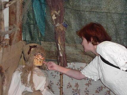 FOTKA - Brčálník-na návštěvě u čarodějnic