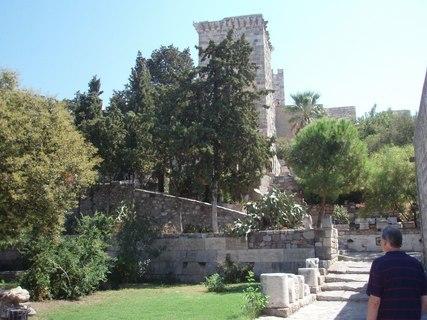 FOTKA - pevnost Bodrum Turecko