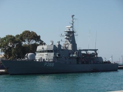 FOTKA - vojenská loď
