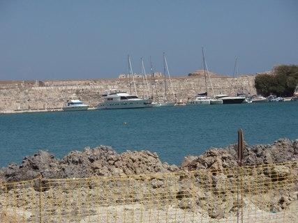 FOTKA - u přístavu