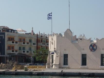 FOTKA - řecký ostrov Kos