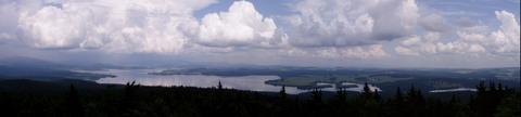 FOTKA - Lipno panorama
