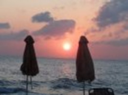 FOTKA - Kréta-východ slunce
