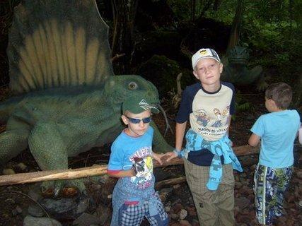 FOTKA - Dinopark - Orlová 7