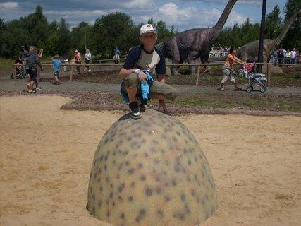 FOTKA - Dinopark - Orlová1