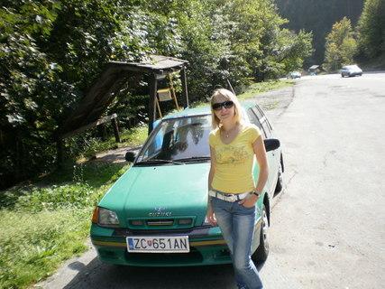 FOTKA - moje nove autičko :)