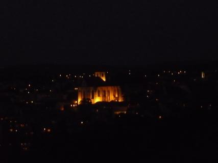 FOTKA - Kostel v noci