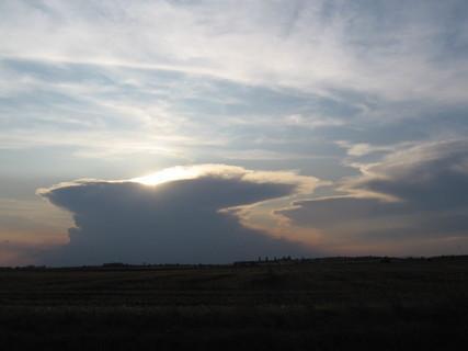 FOTKA - před bouřkou