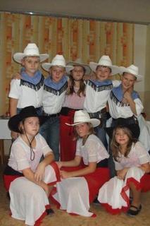 FOTKA - Skupina Country Best na vystoupení