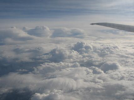 FOTKA - z letadla