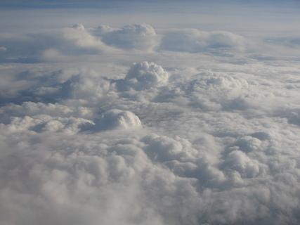 FOTKA - z letadla,