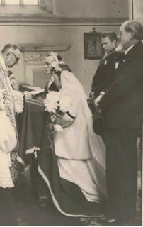 FOTKA - svatba mých rodičů