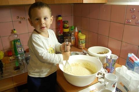 FOTKA - Výroba dortíků