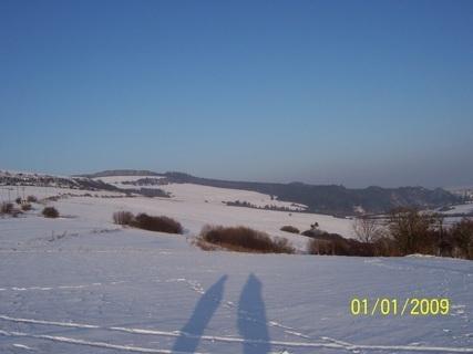 FOTKA - Zima u Tvrdošína