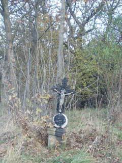 FOTKA - kříž u cesty u Volyně