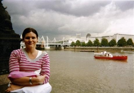 FOTKA - u Temže
