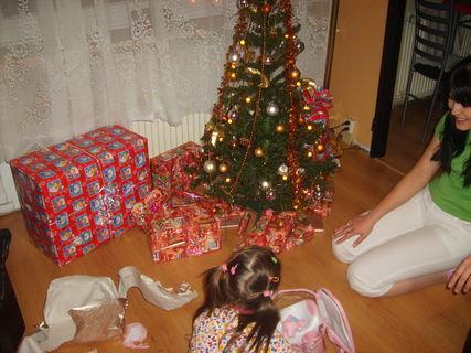 FOTKA - Vánoce a Terezka