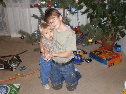 FOTKA - Vánoce 2008