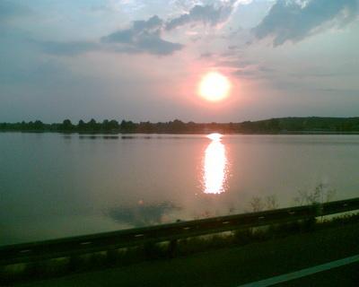 FOTKA - Západ slunce 01