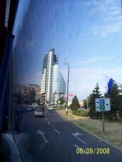 FOTKA - Pohled z autobusu