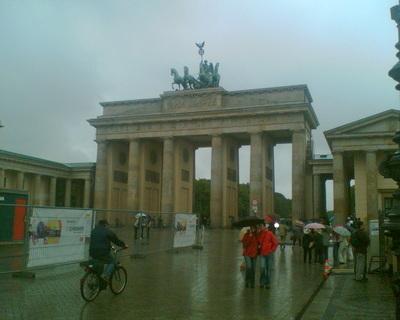 FOTKA - Berlín - Braniborská brána - 06