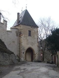 FOTKA - Karlštejn-vchod do hradu