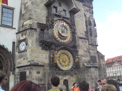 FOTKA - Slávny orloj