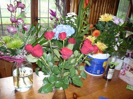 FOTKA - narozeninové kytky,
