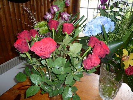 FOTKA - narozeninové kytky...