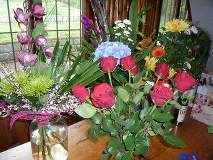FOTKA - narozeninové kytky,,,