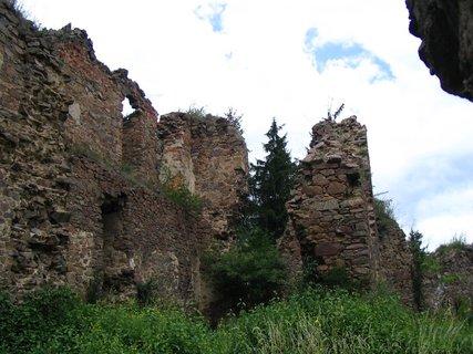 FOTKA - zřícenina hradu Žumberk