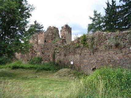 FOTKA - hrad Žumberk I
