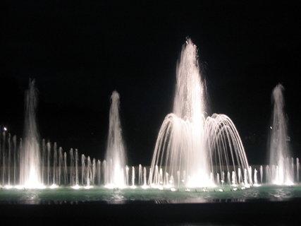 FOTKA - Noční fontána 12.6.2010