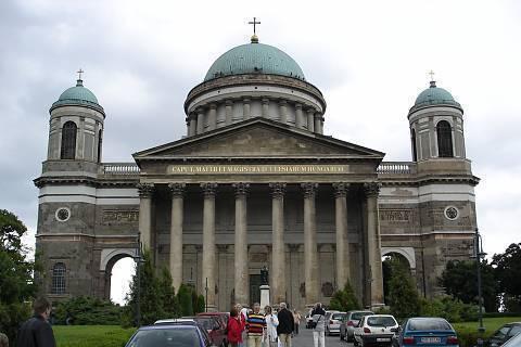 FOTKA - Katedrála v Ostřihomi