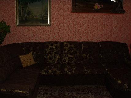 FOTKA - Nová  sedačka do obýváku