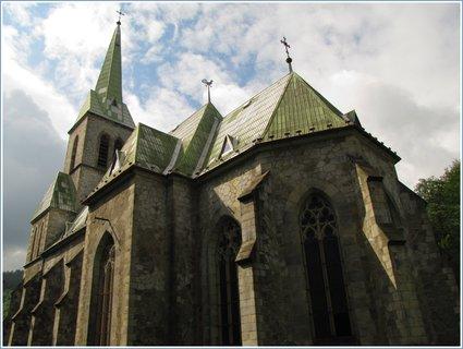 FOTKA - Kostel v Travné