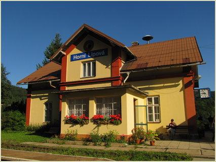 FOTKA - Nádraží v Horní Lipové