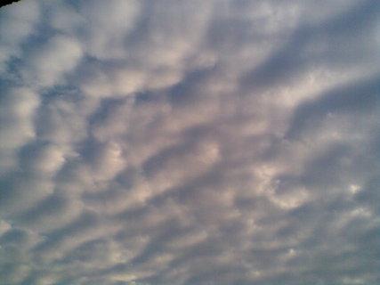 FOTKA - Nebe jako peřina