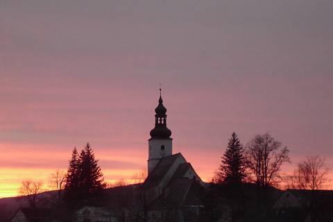 FOTKA - kostelííček
