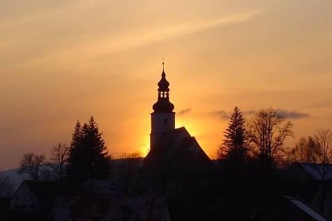 FOTKA - za kostelíkem